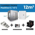 Chambre Froide positive 12M3