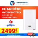 Chaudières HYDROMOTRIX Visio 25 kW Condens Chauffage seul