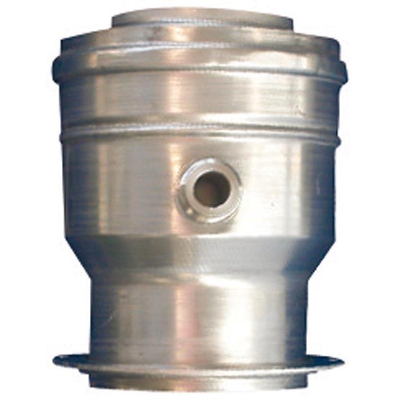Adaptateur vertical avec prise des mesures et récupérateur de condensats AZ492 THERMOFROID DISTRIBUTION