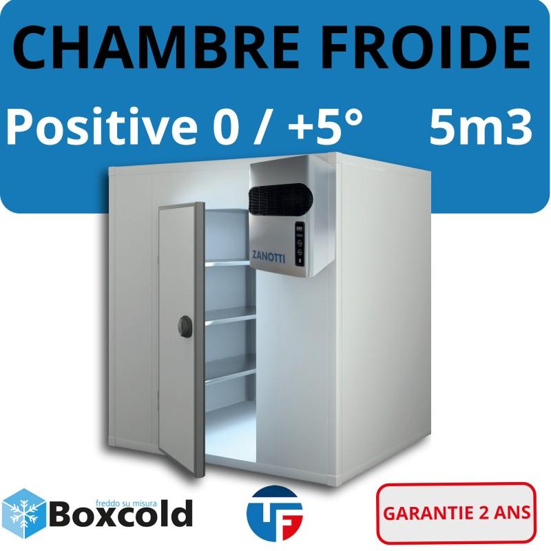 Chambre Froide positive 5M3 Monobloc Thermofroid Distribution