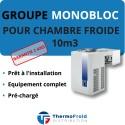 Monobloc Positif 10m3