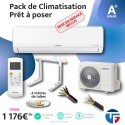 Climatisation 3.5kw Samsung prêt à poser