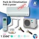 Climatisation 3.5kw Daïkin prêt à poser