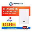 Chaudières HYDROMOTRIX Visio 32 kW condens Mixte