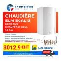 Chaudières ELM Egalis CONDENS chauffage seul 42 kW