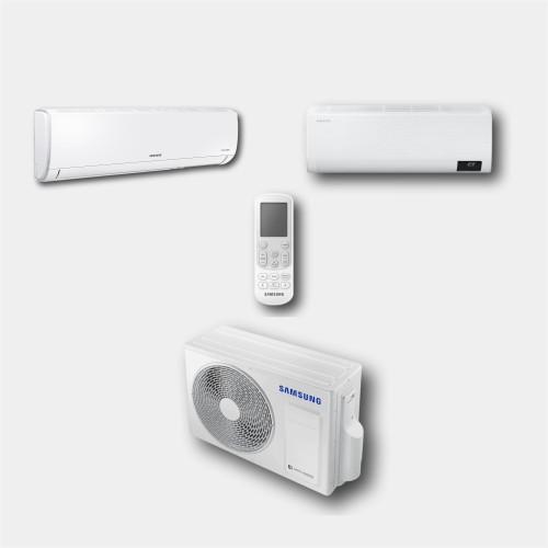 Bi-split Samsung WindFree confort1 fois 2,5KW et 1fois 3,5KW