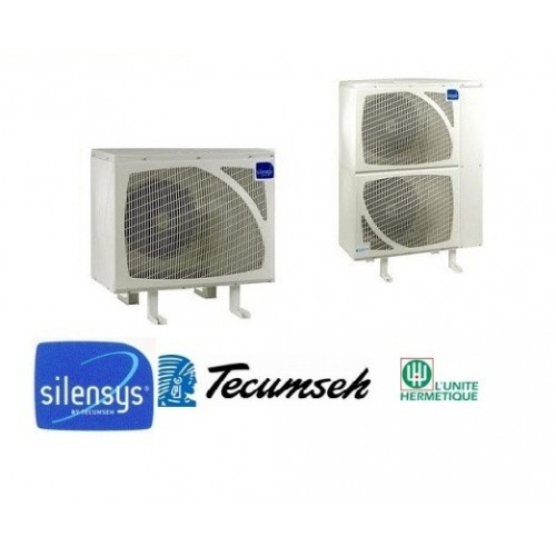 GROUPE DE CONDENSATION SILENSYS AJ2446-ZTZ Thermofroid Distribution