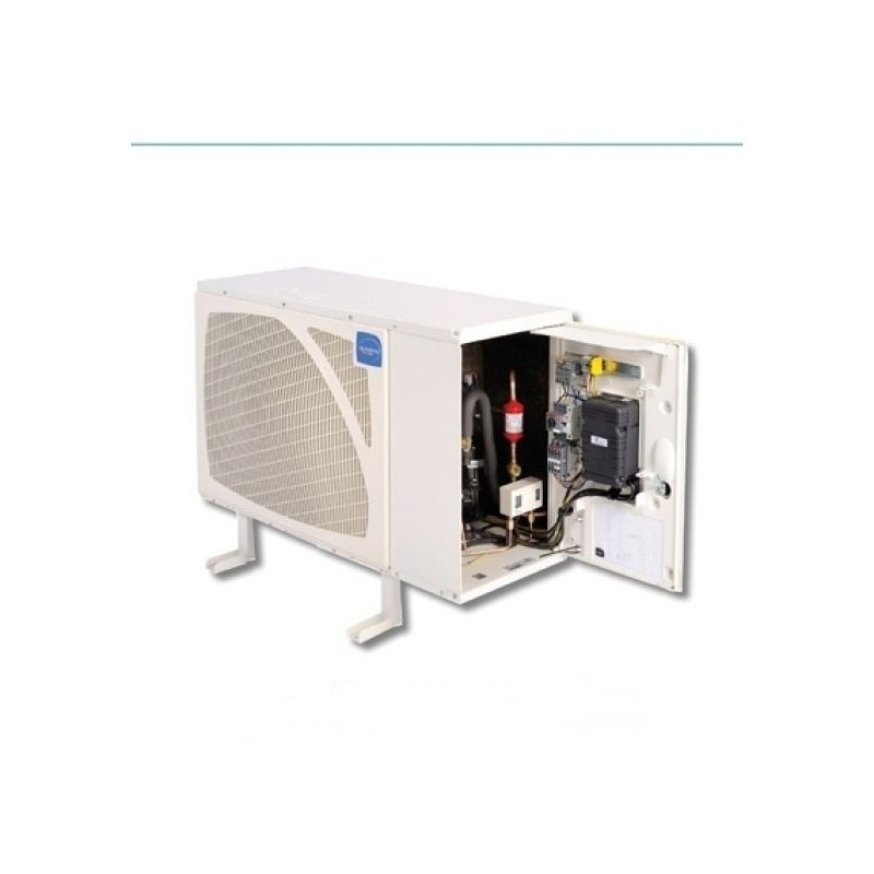 GROUPE DE CONDENSATION SILENSYS AJ9510 ZTZ Thermofroid Distribution