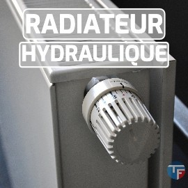 Radiateur hydraulique