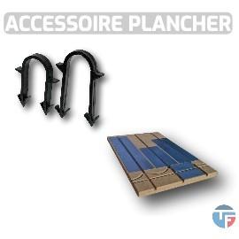 Accessoire plancher chauffant