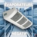 Evaporateurs FRIGA-BOHN négatif