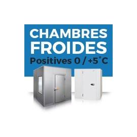 Chambre froide positive prix fournisseurs chez for Prix chambre froide positive