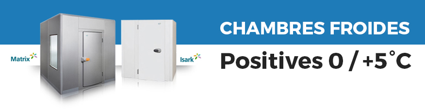 Chambre Froide Positive R404a